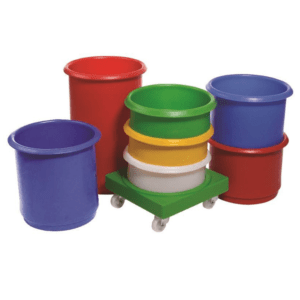 Handling Container Trucks and Bins