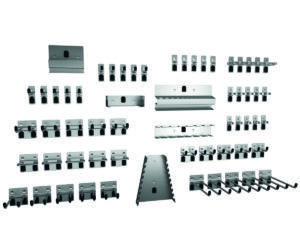 60 Piece Perfo Accessory and Hook Kit