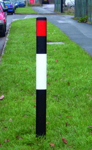 Flexible Verge Marker