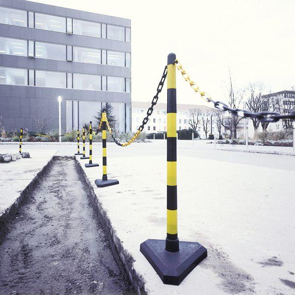 GUARDA Chain Post Set