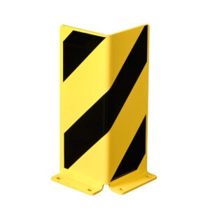 Pallet Rack End Frame Protectors