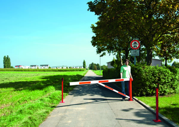 Manual Swing Barriers