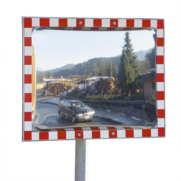 IceFree Stainless Steel Traffic Mirrors