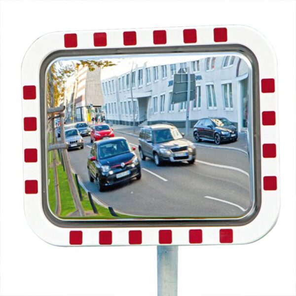 DURABEL LITE IceFree Stainless Steel Traffic Mirror