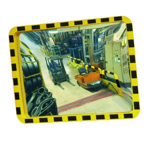VIEW-MINDER Rectangular Industrial Duty Mirrors
