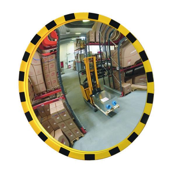 Circular Industrial Duty Mirrors