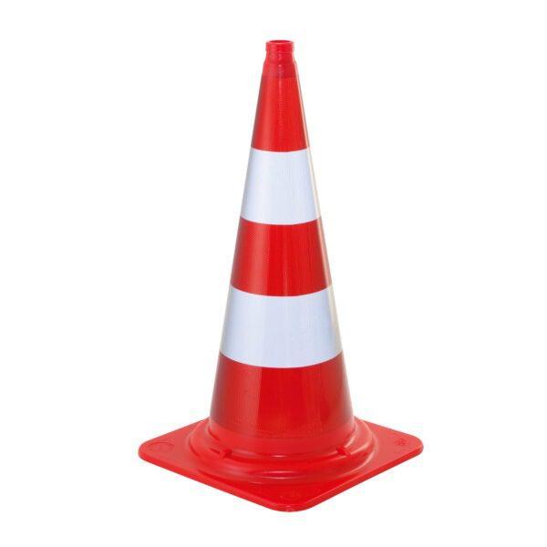 Flourescent Traffic Cones