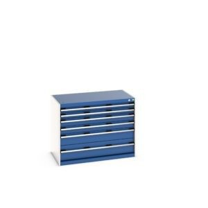 Drawer Cabinet with 6 Drawers