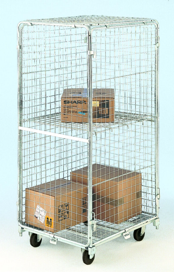 Demountable Security Roll Container