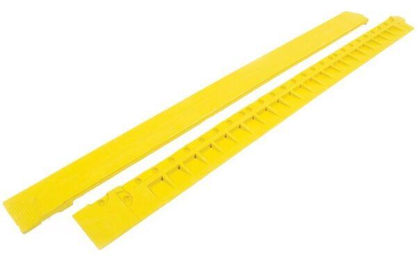 Female Edge/Corner for Fatigue-Step Yellow