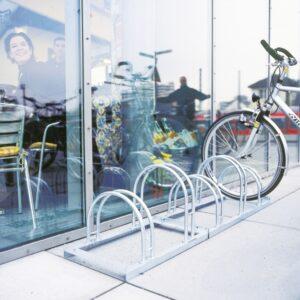 Hi-Hoop Cycle Racks
