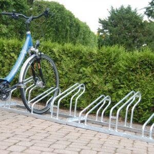 Lo-Hoop Cycle Racks