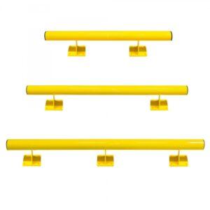 Raised Collision Bars