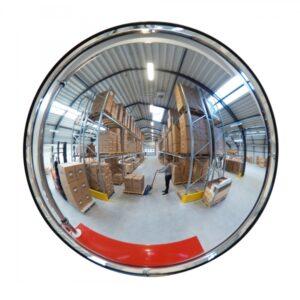 Internal Round Wall Mounted Convex Mirrors