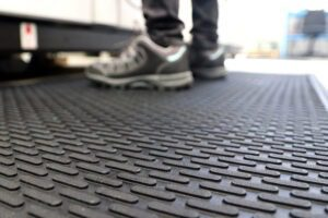 Rubber Workplace Mat