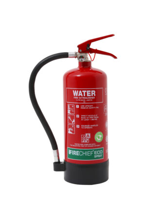Water Additive Extinguisher