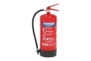 Powder Extinguisher