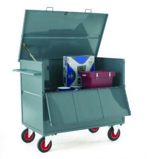 Security Box Trolley