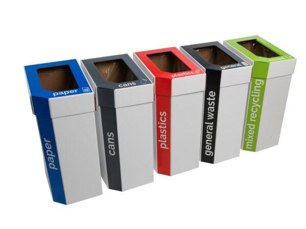 60 Litre Cardboard Recycling Bins