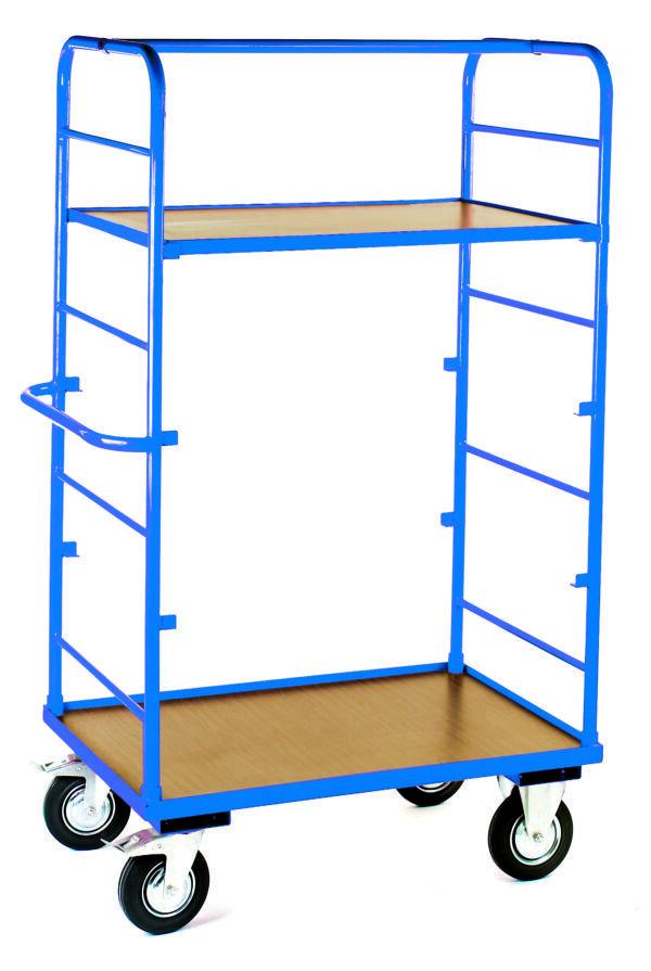 Heavy Duty Shelf Truck