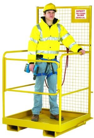 Fork Lift Cage