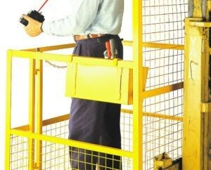 Tool Box for Forklift Cage