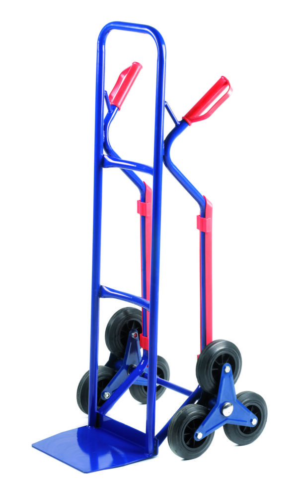 Stair Climber Sack Truck with Skids
