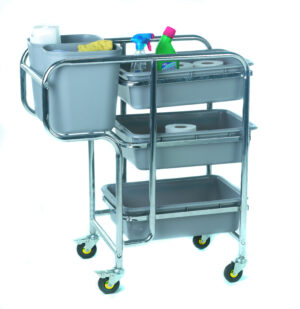 Collector Janitorial Trolley