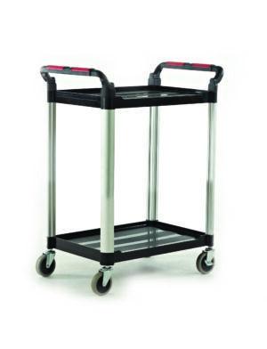2 Shelf Trolleys