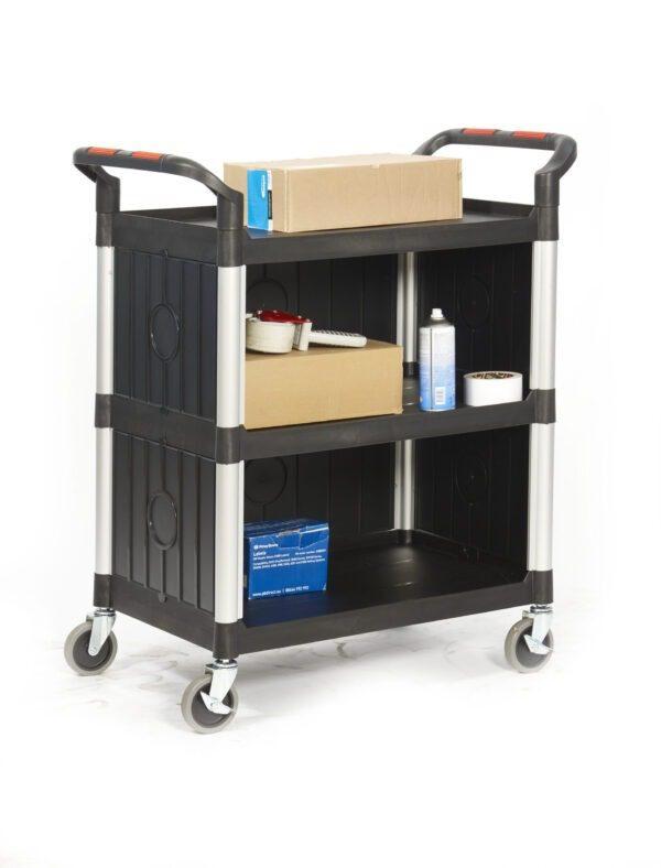 3 Shelf Trolleys