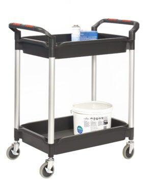 2 Tray Trolley