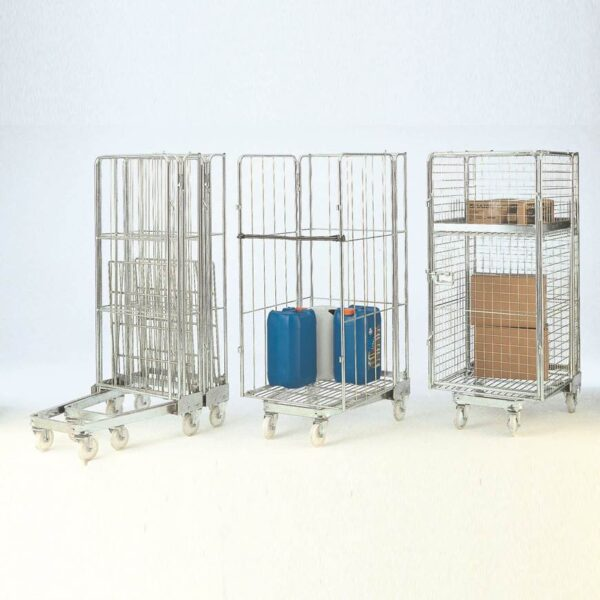 Nestable Roll Container