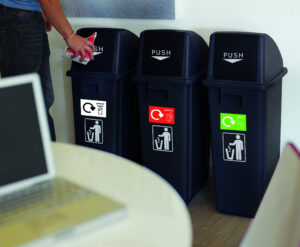 60 Litre Recycling Bins