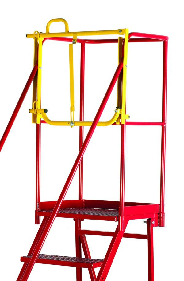 Retro-fit Lifting Barrier