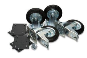 6 inch Robust Castors Kit
