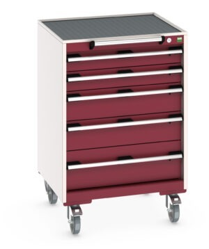 Cubio Mobile Drawer Cabinets