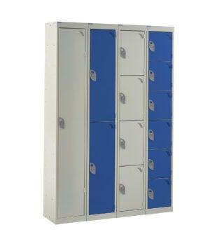 Steel Storage Lockers