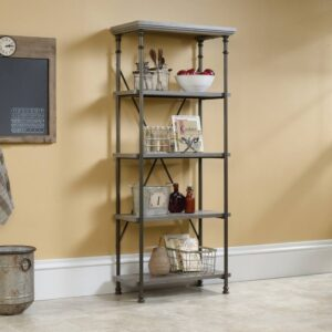 Canal Heights 4 Shelf Bookcase