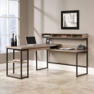 Streamline L-Shaped Desk