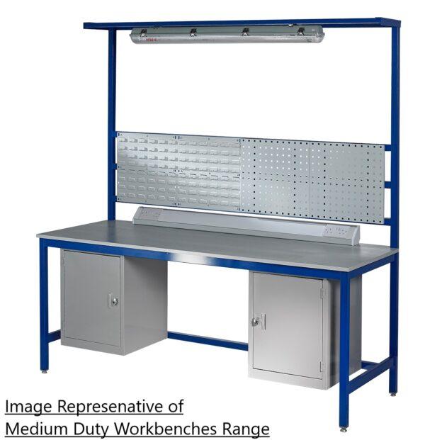 Medium Duty Assembly Workbenches
