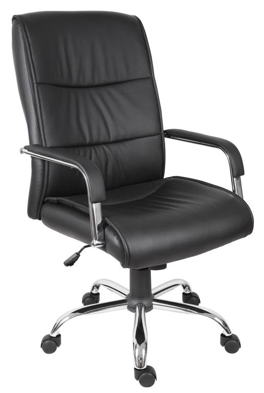 Faux Leather Executive Office Chair