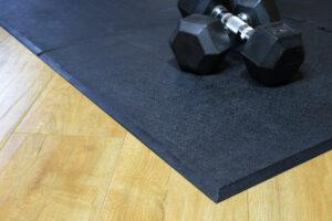 Interlocking Gym Tiles