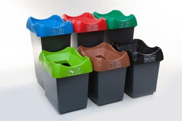 30 Litre Open Top Recycling Bins