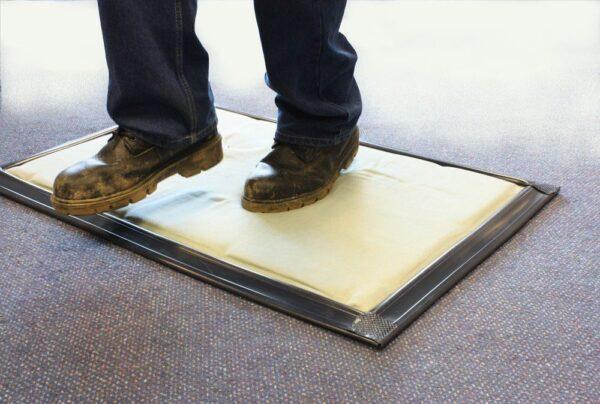 Sticky Clean Step