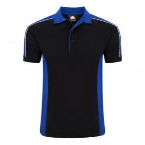 Polo Shirt with 2 Tone Colour