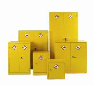 Hazardous Substance Cabinets