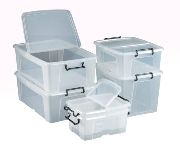 Storage Containers with Lids