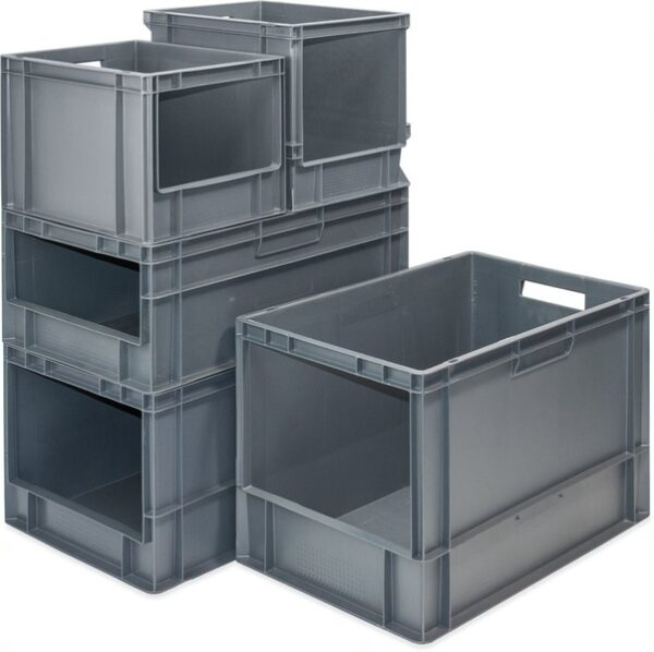 Open Front Euro Containers