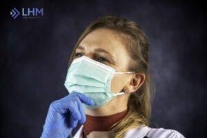 Fluid Resistant Procedure Mask