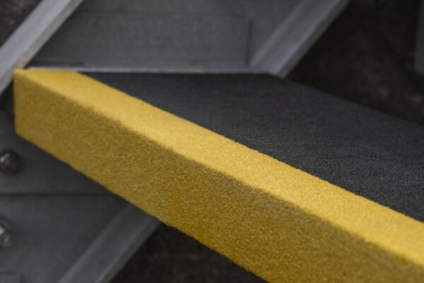 GRP Stair Tread Cover